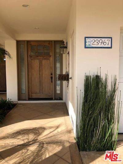 Malibu Condo/Townhouse For Sale: 23967 De Ville Way