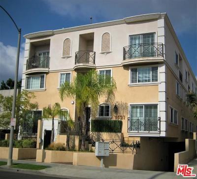 Beverlywood Vicinity (C09) Condo/Townhouse For Sale: 1521 South Hayworth Avenue #107