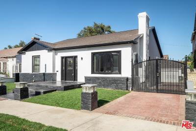 View Park Single Family Home For Sale: 4210 Palmero
