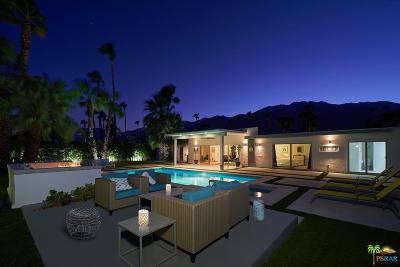 Palm Springs Single Family Home For Sale: 568 North Chiquita Circle