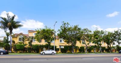 Redondo Beach Condo/Townhouse For Sale: 317 Garnet Street #H