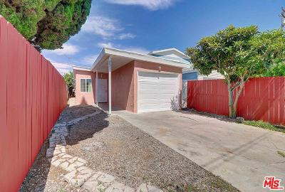 Compton Single Family Home For Sale: 2071 East Shauer Street