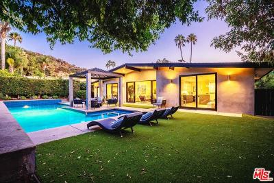 Studio City Single Family Home For Sale: 11533 Dona Dorotea Drive