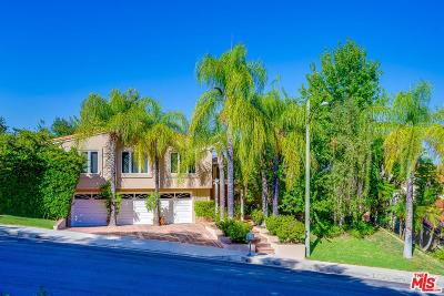 Calabasas CA Single Family Home For Sale: $1,949,950