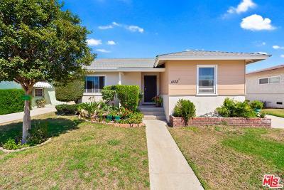 Compton Single Family Home For Sale: 1408 South Stoneacre Avenue