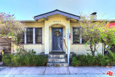 Culver City Single Family Home For Sale: 9008 Poinsettia Court