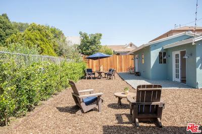 Los Angeles Single Family Home For Sale: 309 Newland Street #1/2