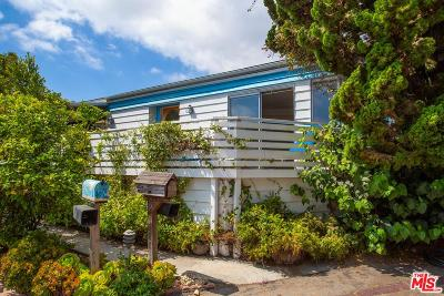 Los Angeles County Mobile Home For Sale: 227 Paradise Cove Road