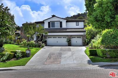 Tarzana Single Family Home For Sale: 3800 Hilton Head Way