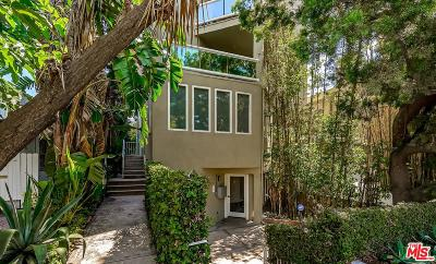 West Hollywood CA Condo/Townhouse For Sale: $1,795,000