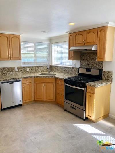Palm Springs Single Family Home For Sale: 527 North Paseo De Anza