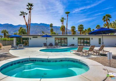 Palm Springs Single Family Home For Sale: 388 North Sunset Way