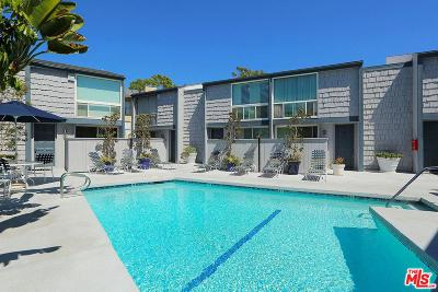 Culver City Condo/Townhouse For Sale: 5815 Doverwood Drive #32