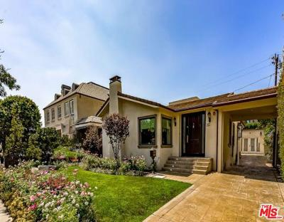 Beverly Hills Rental For Rent: 265 South Clark Drive