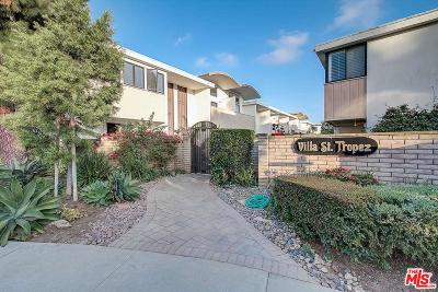 Marina Del Rey Condo/Townhouse Active Under Contract: 13220 Admiral Avenue #J