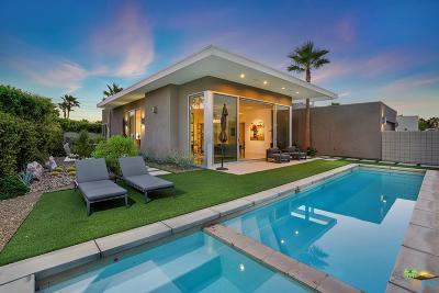 Palm Springs Single Family Home For Sale: 522 Skylar Lane