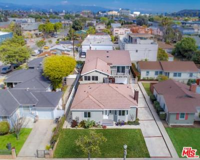Culver City CA Single Family Home For Sale: $2,280,000