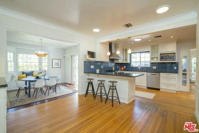 Studio City Single Family Home For Sale: 4160 Saint Clair Avenue