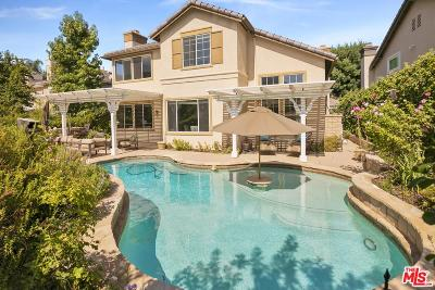 Thousand Oaks Single Family Home For Sale: 2654 Palmwood Circle