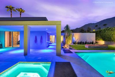 Palm Springs Single Family Home For Sale: 750 West Via Vadera