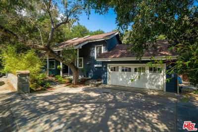 Calabasas CA Single Family Home For Sale: $1,049,000