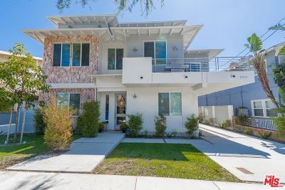 Redondo Beach Condo/Townhouse For Sale: 2410 Grant Avenue #B