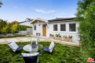Los Angeles Single Family Home For Sale: 4304 Chase Avenue