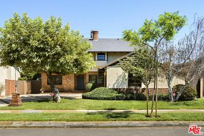 Single Family Home For Sale: 3666 Moore Street