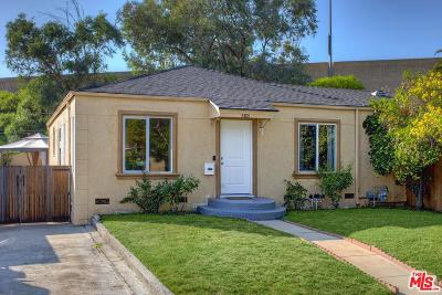 Los Angeles Single Family Home For Sale: 2815 South Holt Avenue