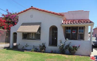 Los Angeles Single Family Home For Sale: 3416 Chesapeake Avenue