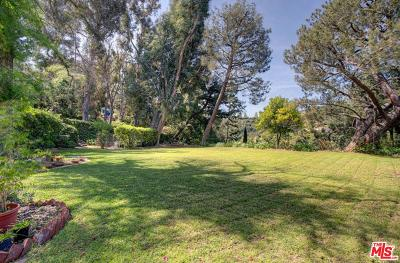 Los Angeles Single Family Home For Sale: 2841 Roscomare Road