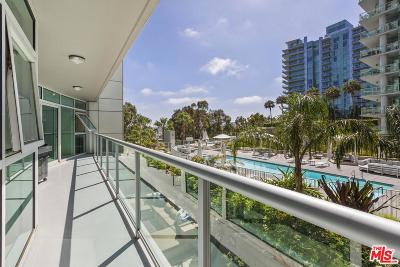 Marina Del Rey Condo/Townhouse For Sale: 13600 Marina Pointe Drive #412