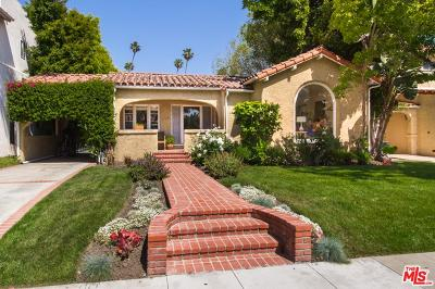 Beverly Hills Single Family Home For Sale: 204 South Willaman Drive