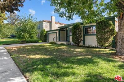 Burbank Single Family Home For Sale: 618 South Sparks Street