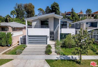 Los Angeles Single Family Home For Sale: 2122 Castle Heights Avenue
