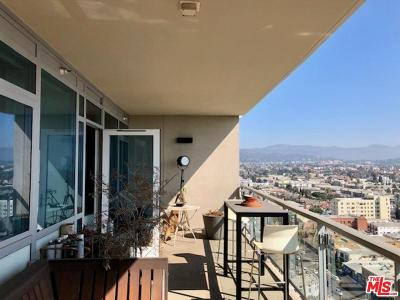 Los Angeles Condo/Townhouse For Sale: 3785 Wilshire #2006