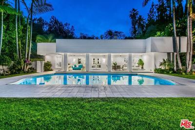 Beverly Hills Rental For Rent: 1166 San Ysidro Drive