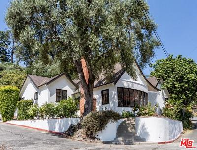 Los Angeles Single Family Home For Sale: 2201 Vista Del Mar Avenue
