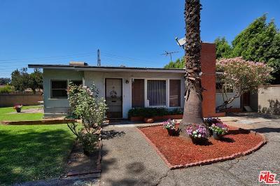 San Gabriel Single Family Home For Sale: 6219 Avon Avenue