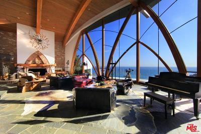 Malibu CA Single Family Home For Sale: $14,000,000