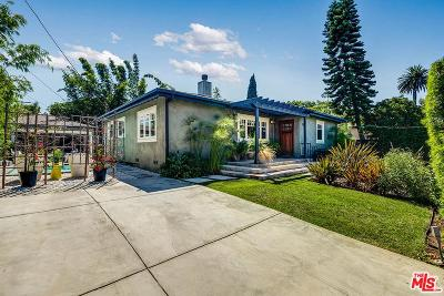 Venice Single Family Home For Sale: 1010 Harding Avenue