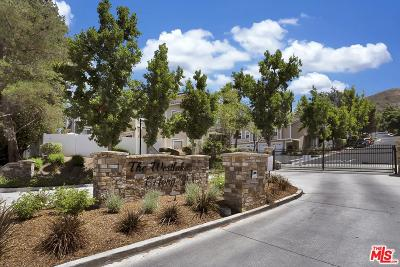 Westlake Village Condo/Townhouse For Sale: 30985 Old Colony Way