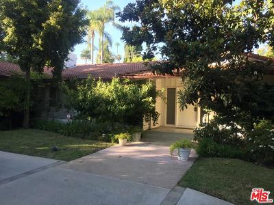 Beverly Hills Rental For Rent: 604 North Roxbury Drive