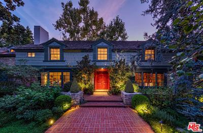 Beverly Hills CA Single Family Home For Sale: $14,200,000