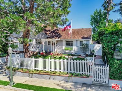 Los Angeles Single Family Home For Sale: 11260 West Sunset Boulevard