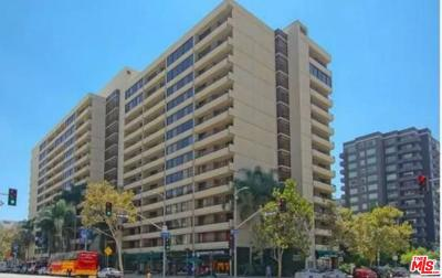 Los Angeles Condo/Townhouse For Sale: 600 West 9th Street #1104
