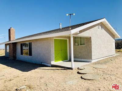 Lancaster Single Family Home For Sale: 23865 West Avenue D