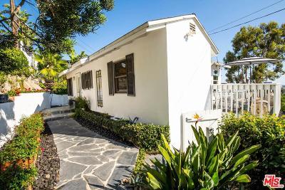 Los Angeles Single Family Home For Sale: 6910 Paseo Del Serra