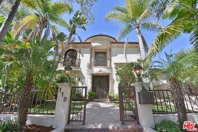 Beverly Hills Rental For Rent: 119 North Maple Drive