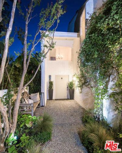 Beverly Hills Single Family Home For Sale: 1583 Lindacrest Drive